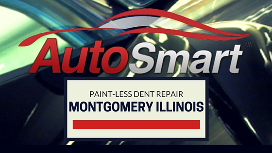 Paint-less Dent Repair Montgomery IL