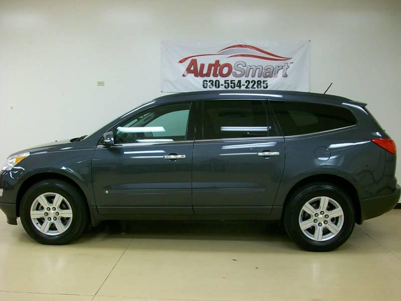 2010 Chevrolet Traverse – P2016 32A