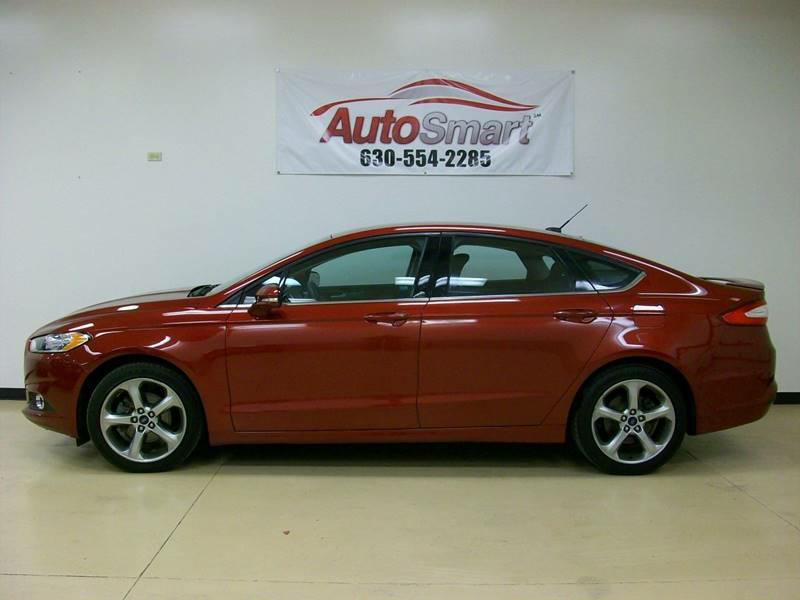 2014 Ford Fusion P2017 2